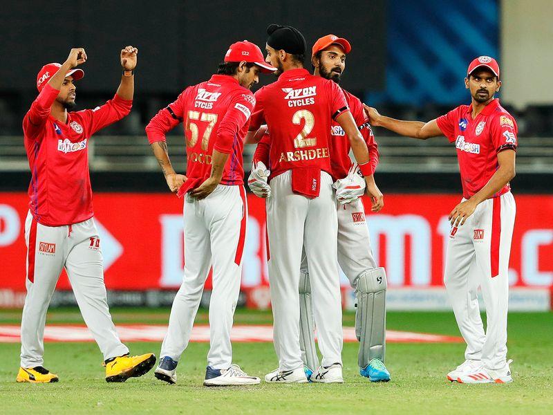 Kings XI Punjab players