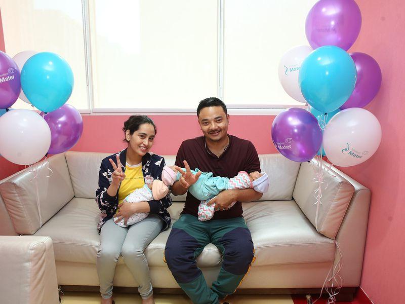 Nepali couple Vivek Shrestha and Alisha Suwal 1-1603520941449