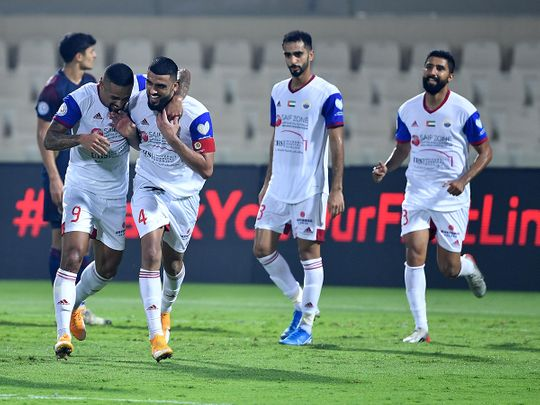 Sharjah have a perfect record after Round 2 of the AGL