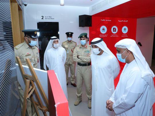 NAT Sheikh Ahmed bin Saeed open new SPS11-1603628628339