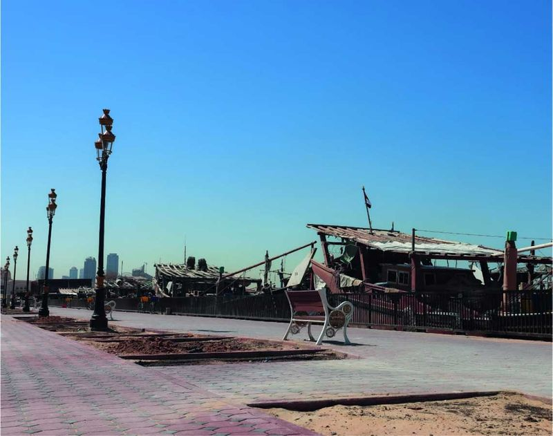 Sharjah Beach Project in Sharjah Khor