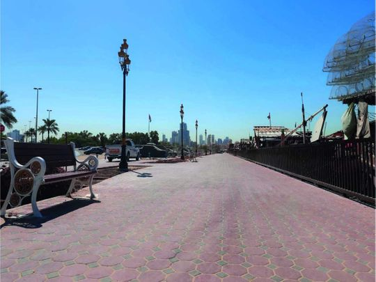 Sharjah gears up to open new leisure destination