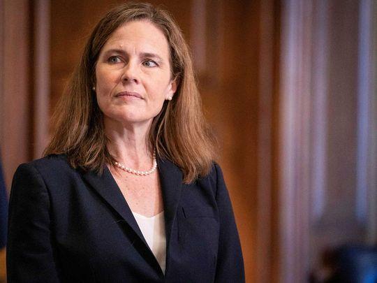 Amy Coney Barrett US Supreme Court