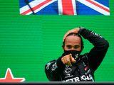 Lewis Hamilton won in Portugal