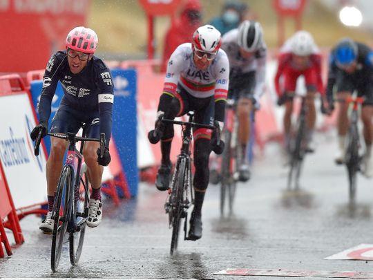 Rui Costa takes third in the Vuelta a Espana