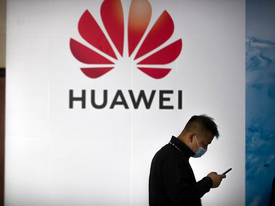 STOCK Huawei