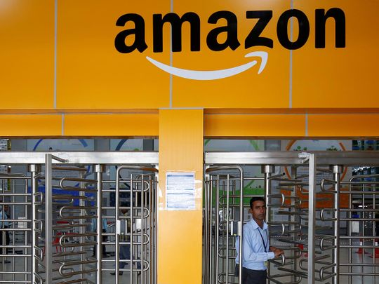 STOCK amazon india