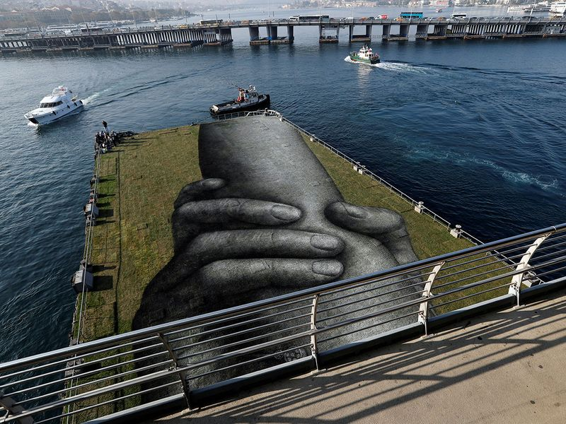 biodegradable artwork gallery