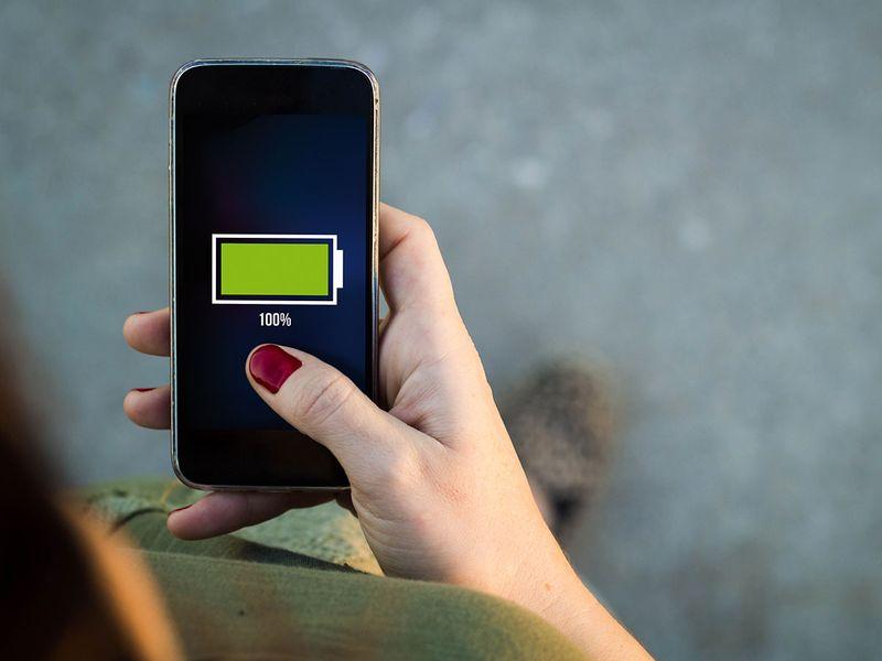 phone charging battery generic