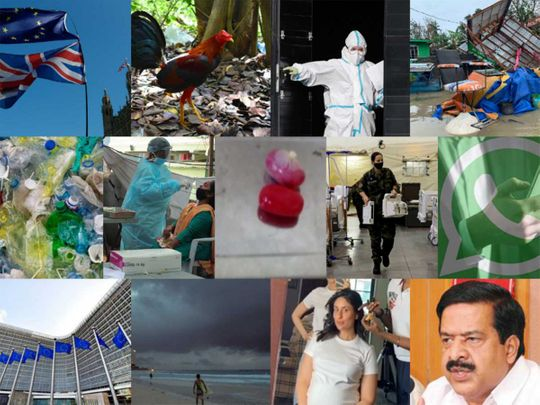 20201027 news in pictures