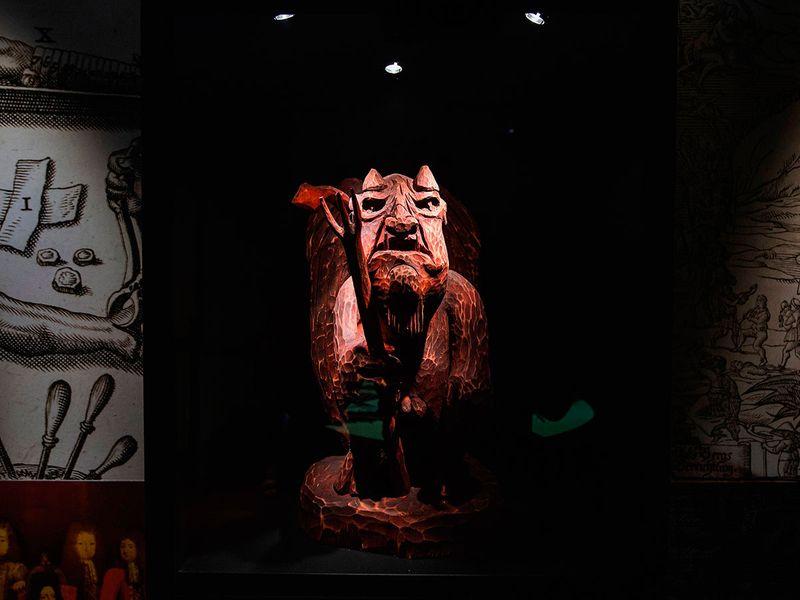 Denmark witch gallery