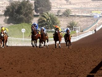 Racing-Jebel Ali