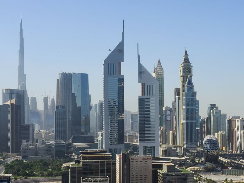 Dubai's economic recovery picked up pace in March, PMI data shows