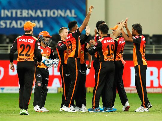 Sunrisers Hyderabad players