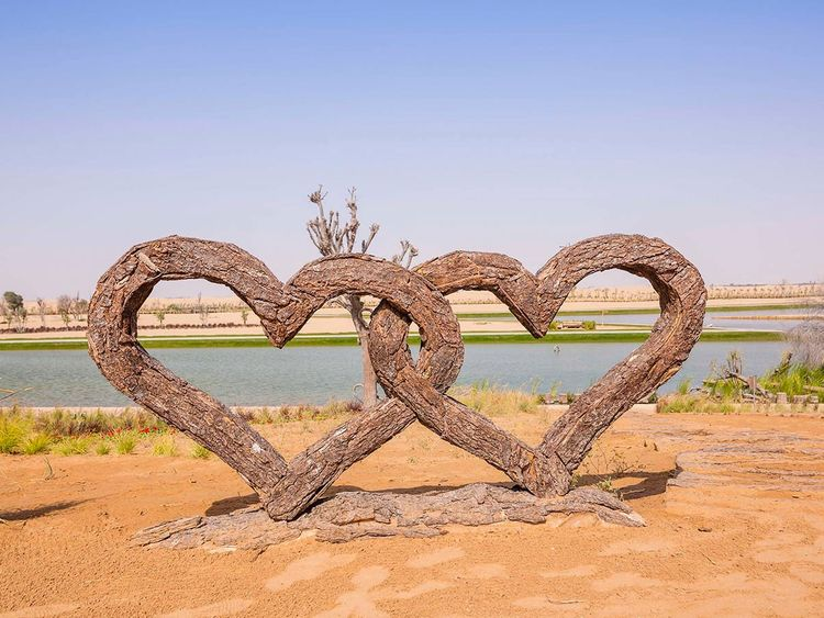 5 reasons to visit Dubai's Love Lake over the weekend   Going-out – Gulf  News