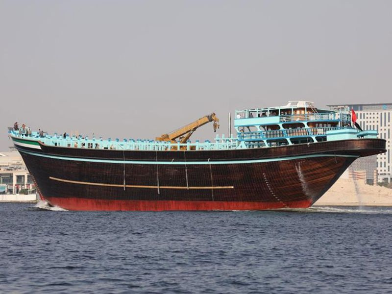World's largest dhow