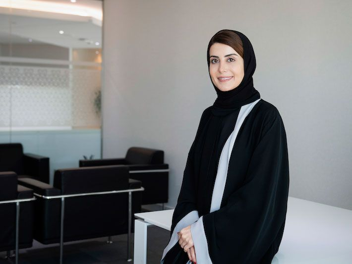 Feryal Ahmadi, -Chief Operating Officer, DMCC