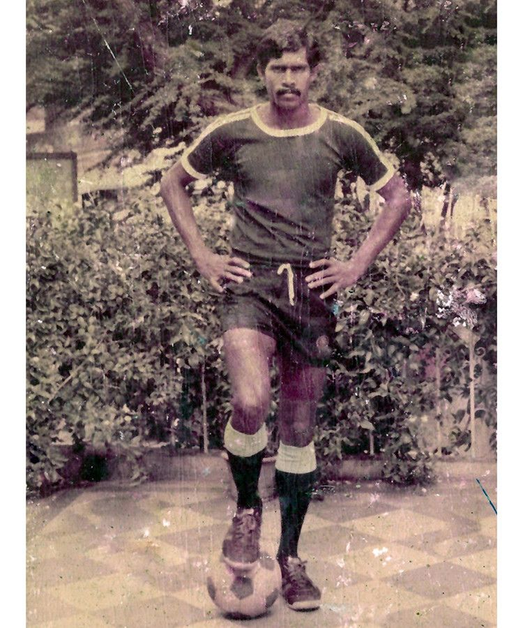NAT Old pictures of footballer Abdul Salam-1603977139411