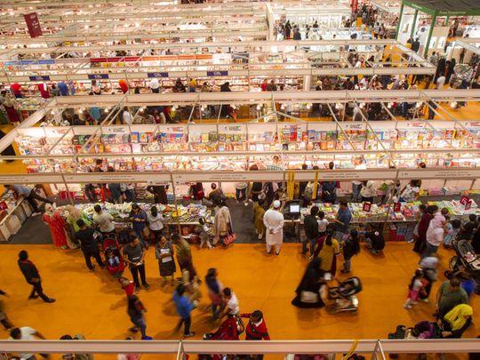 NAT Sharjah Book Fair FILE-1603968993949