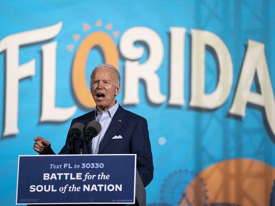 Joe Biden Florida