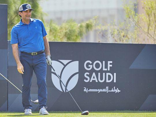 Yasir Al Rumayyan, Chairman of the Saudi Golf Federation and Golf Saudi