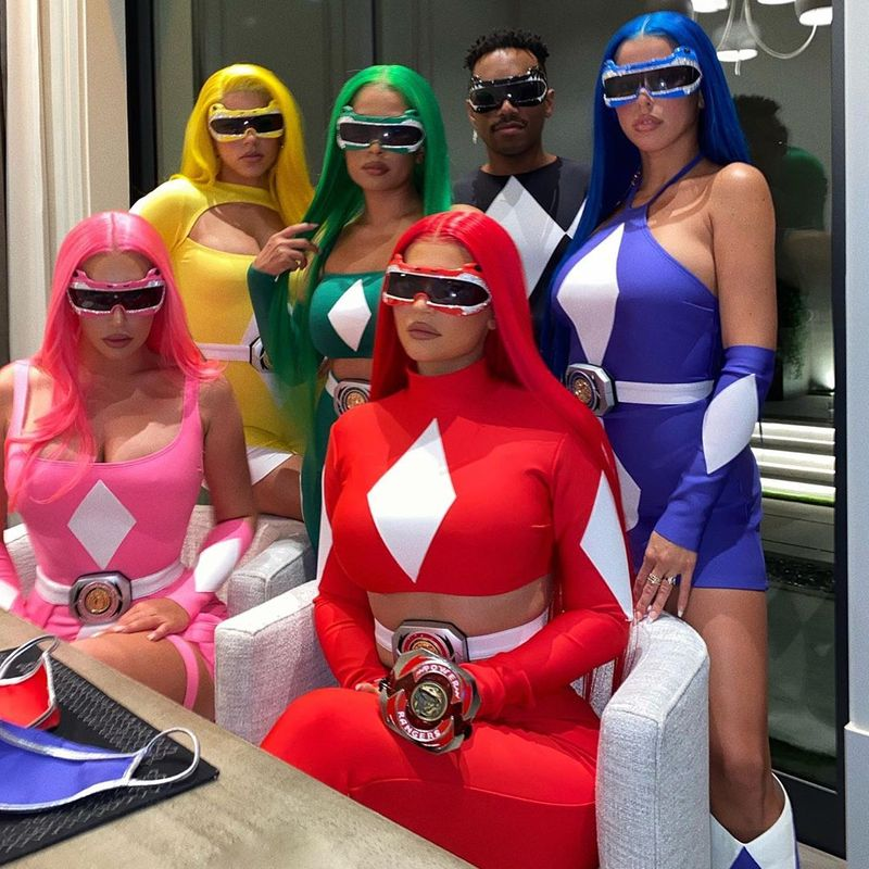 Kylie Jenner Halloween