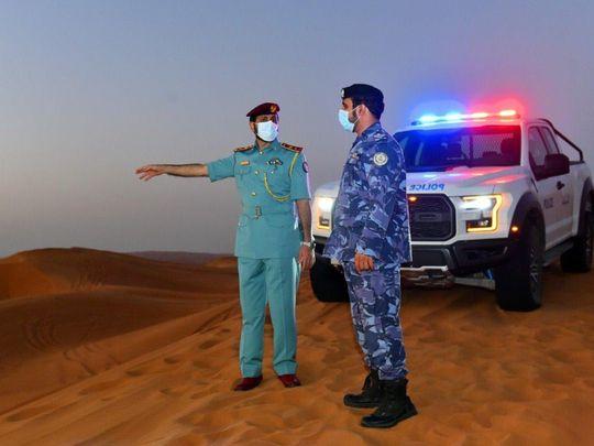 NAT 201030 Shj police-1604128913739