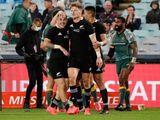 New Zealand thrashed Australia 43-5 in Sydney