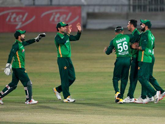 Pakistan defeated Zimbabwe by 26 runs