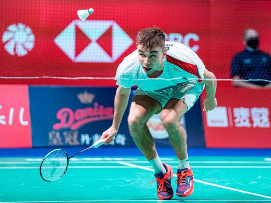 Thailand will kick off the 2021 badminton calendar in January