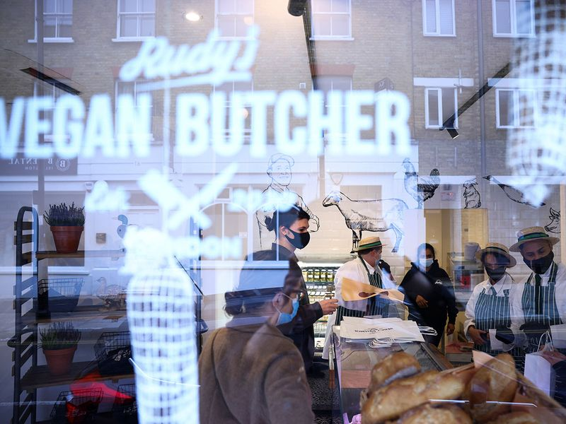 Vegan Butcher gallery
