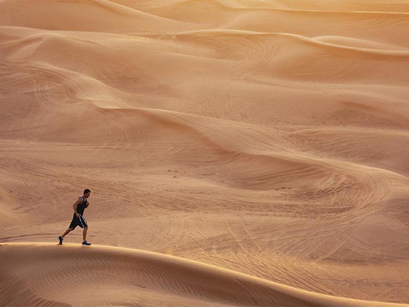 Marmoon Dune run