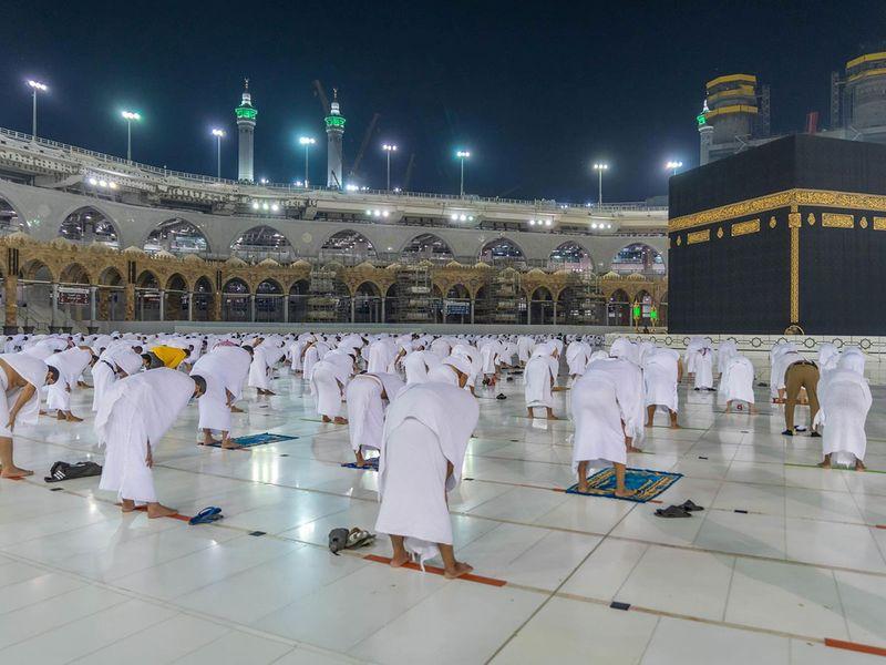 Umrah in Saudi Arabia