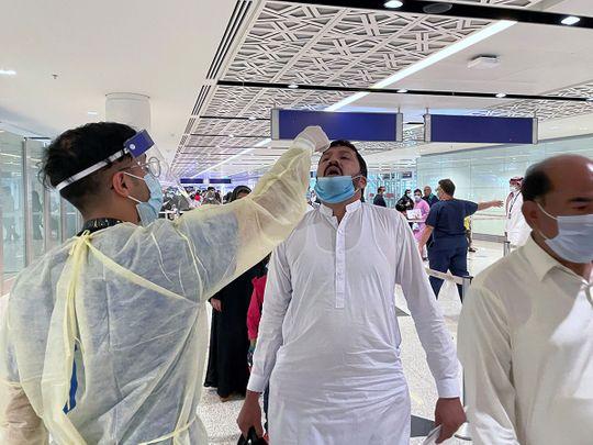 Umrah in Saudi