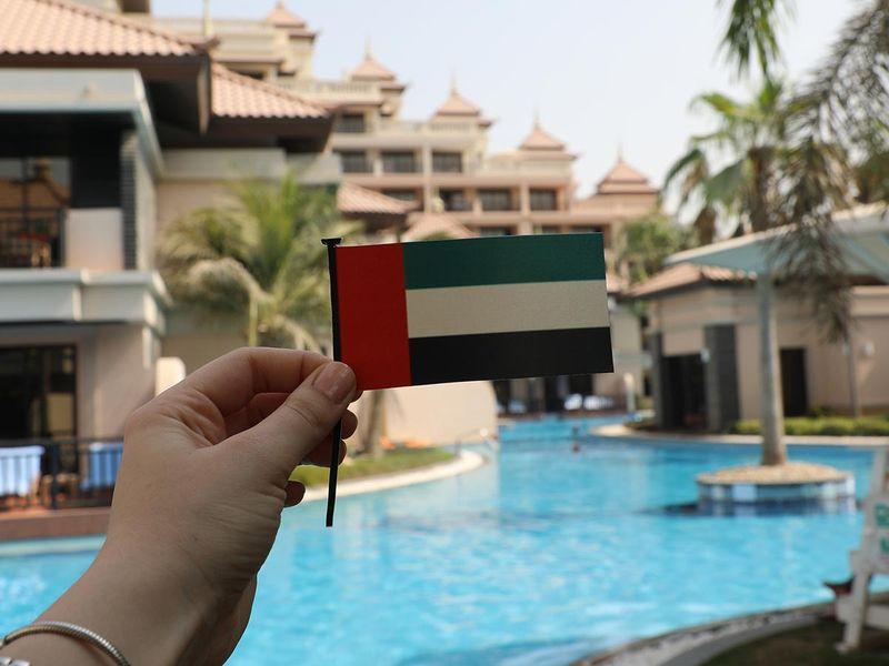 anantara flag day