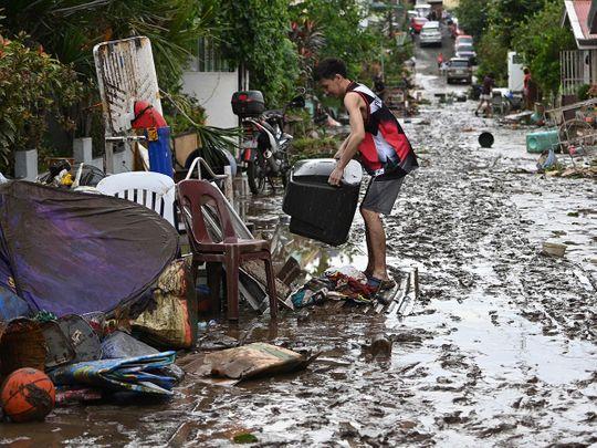 Batangas City, south of Manila