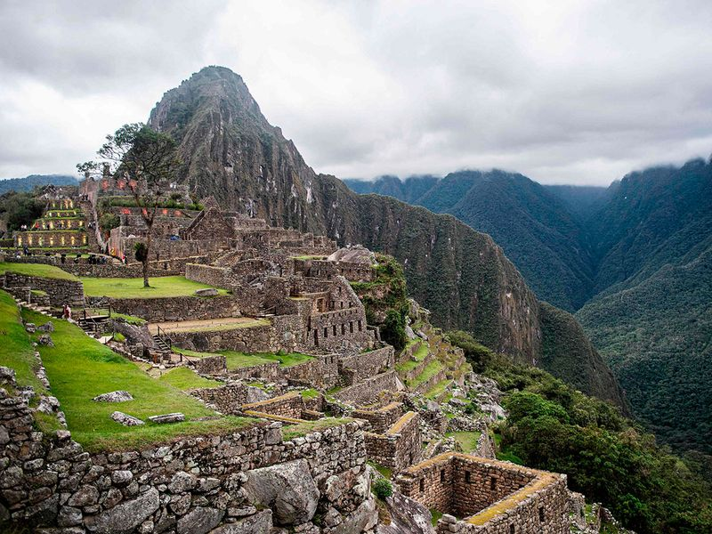 Machu Picchu opening gallery