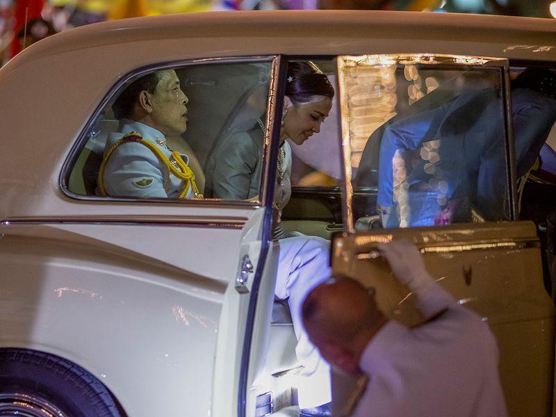 Thai king gallery