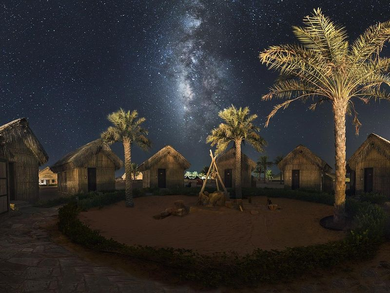 Arabian Nighs Village