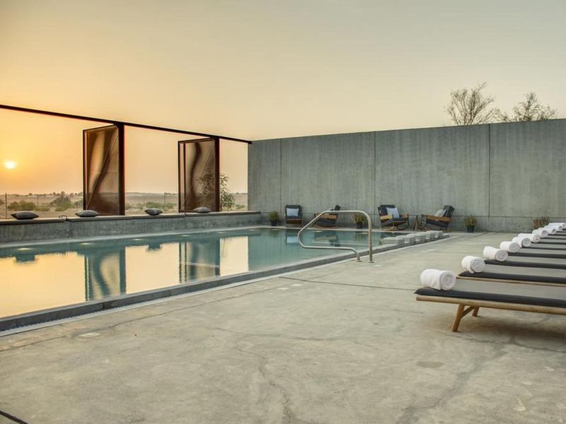 MYSK AL FAYA RETREAT, SHARJAH: