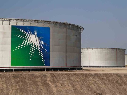 Stock Saudi Aramco