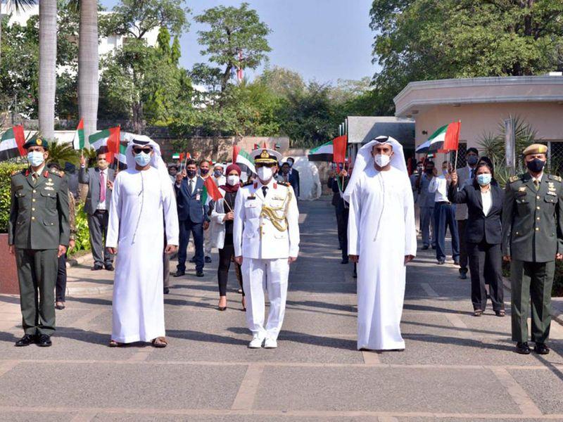 UAE india