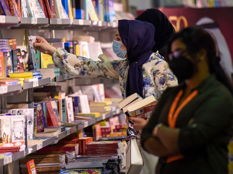 Book lovers converge at Sharjah International Book Fair