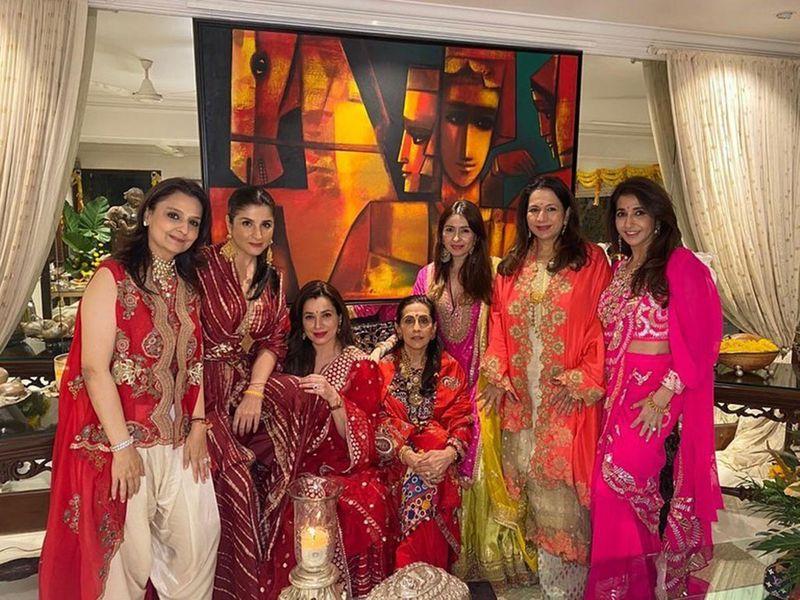 Karva chauth Bollywood