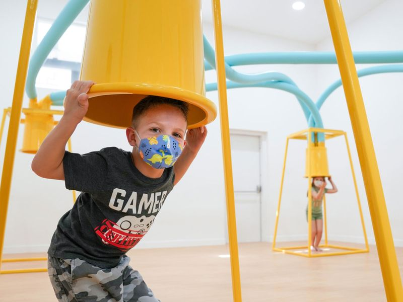 Kids newly opened attractions