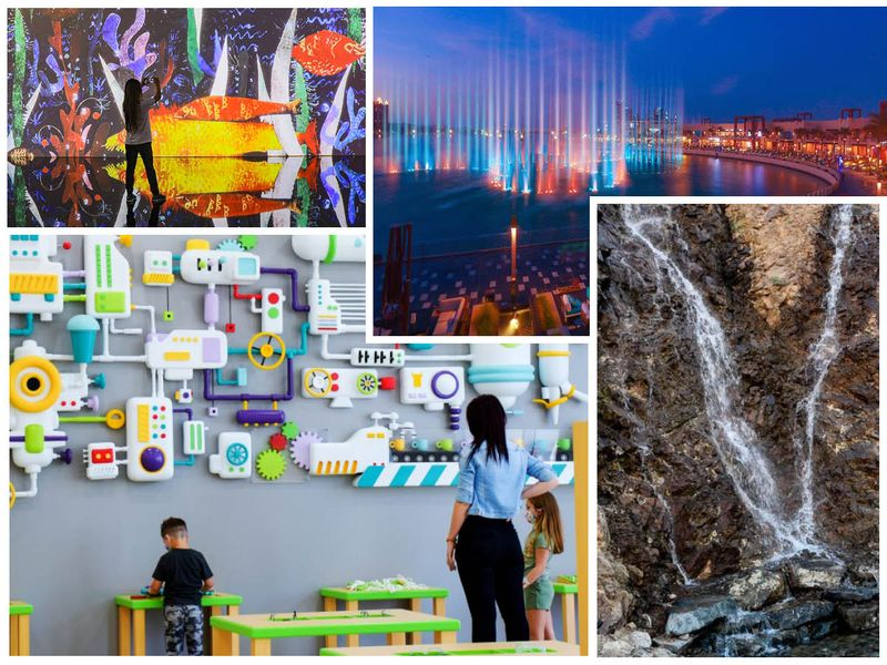 New UAE family attractions