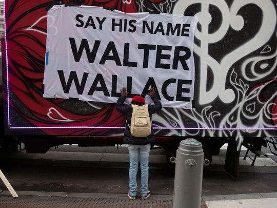 walter wallace