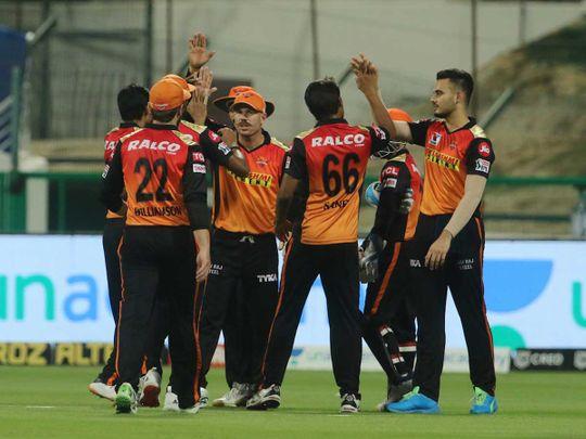 20201106 Sunrisers Hyderabad
