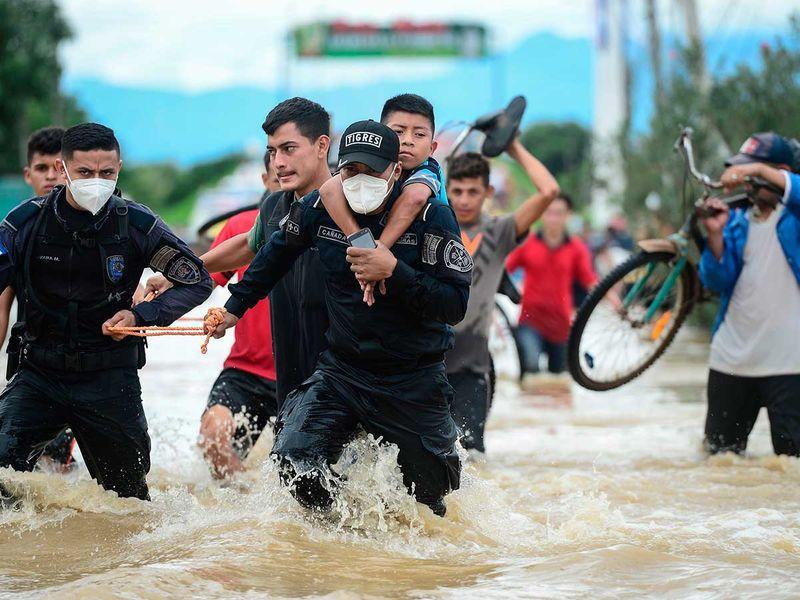 20201106 honduras police