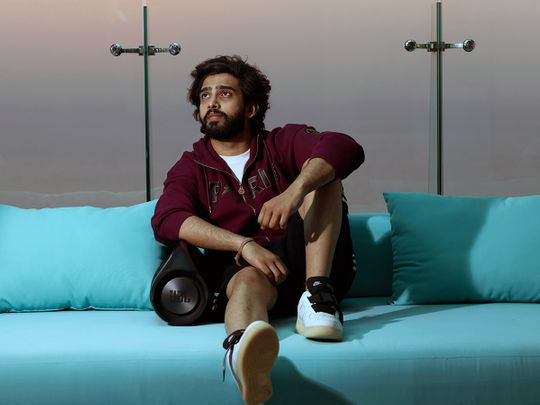 Amaal Mallik on his new music single shot in Dubai